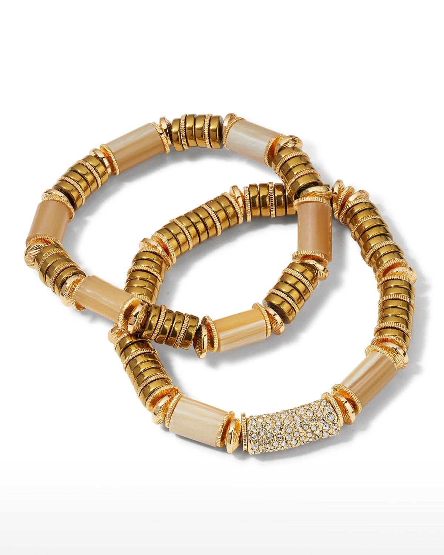 Priya Beaded Stretch Bracelets