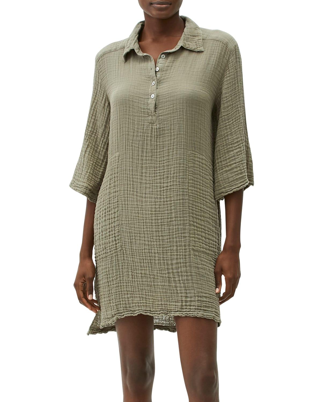 Cecily Gauze Dress