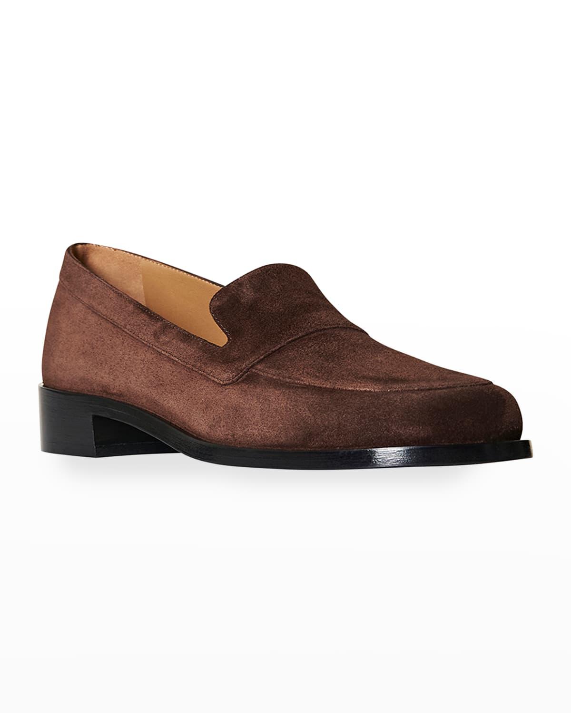 Garcon Suede Loafers