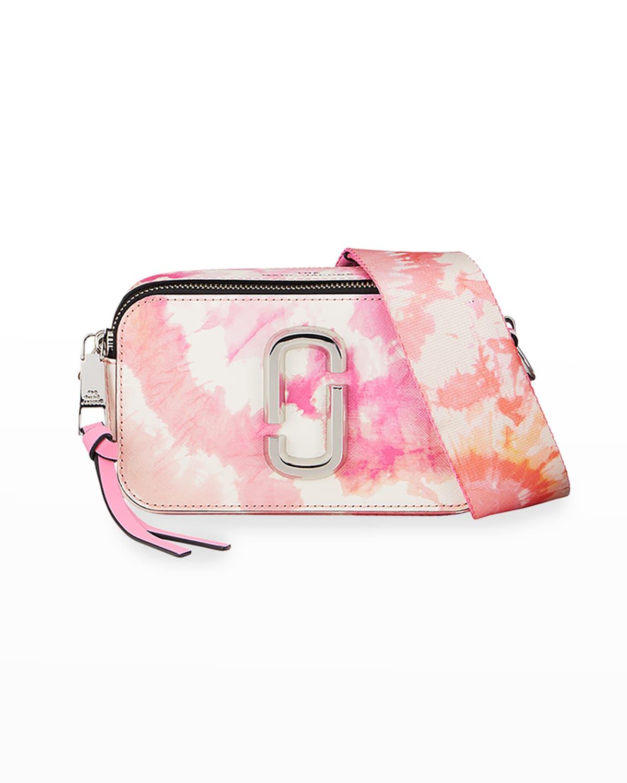 Snapshot Tie-Dye Crossbody Bag