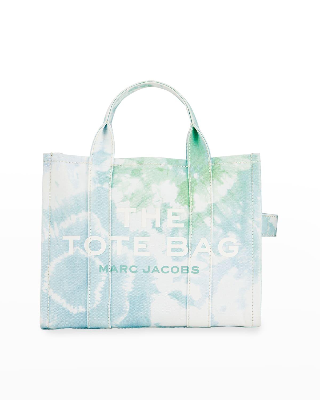 Traveler Small Tie-Dye Tote Bag