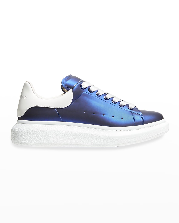 Men's Oversized Larry Metallic Sneakers