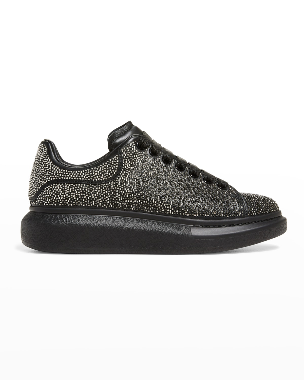 Men's Oversized Larry Studded Platform Sneakers