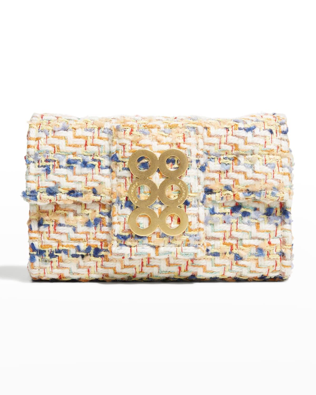 Amalfi Multicolor Woven Crossbody Bag