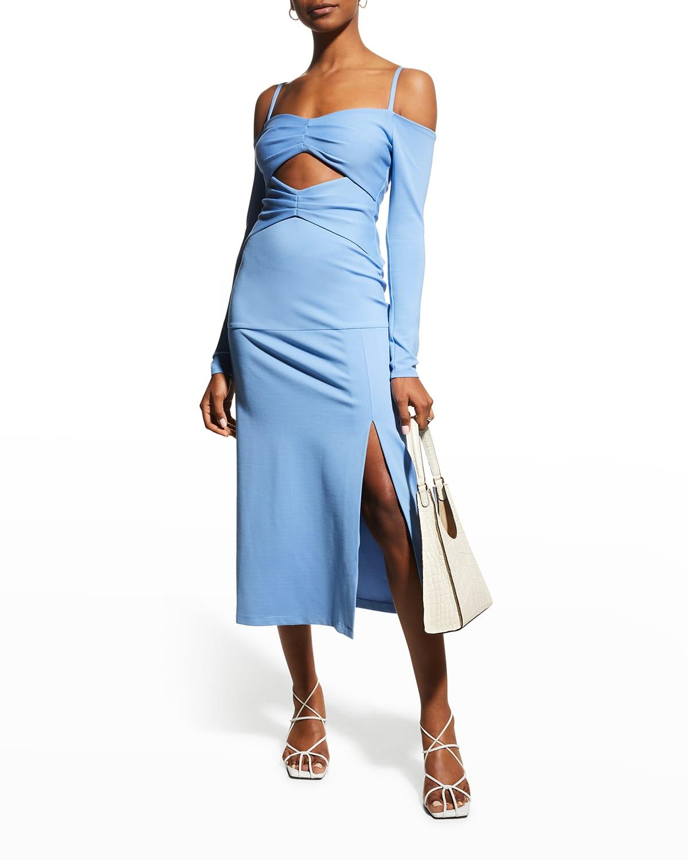 Elisabet Cutout Dress with Slit