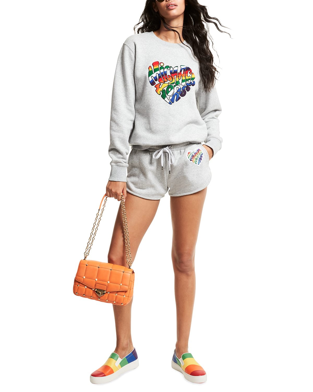 Pride Unisex Rainbow Sweatshirt