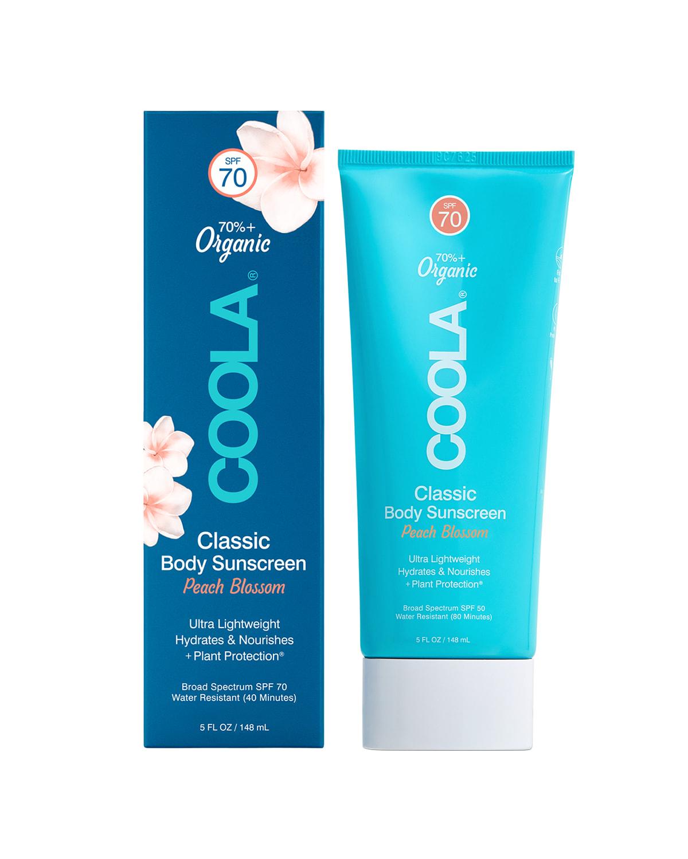 5 oz. Classic Body Organic Sunscreen Lotion SPF 70