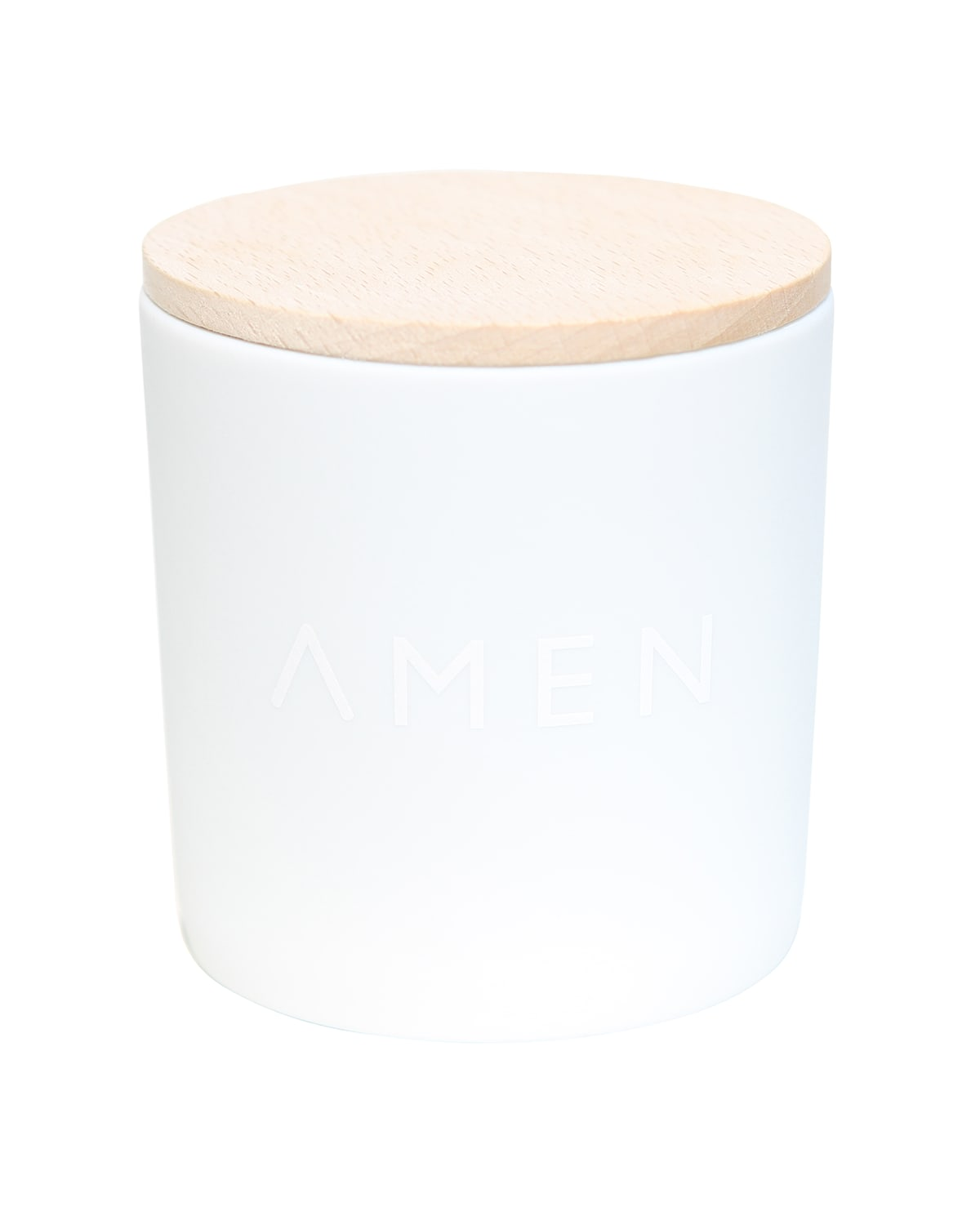 Sacral Scented Candle