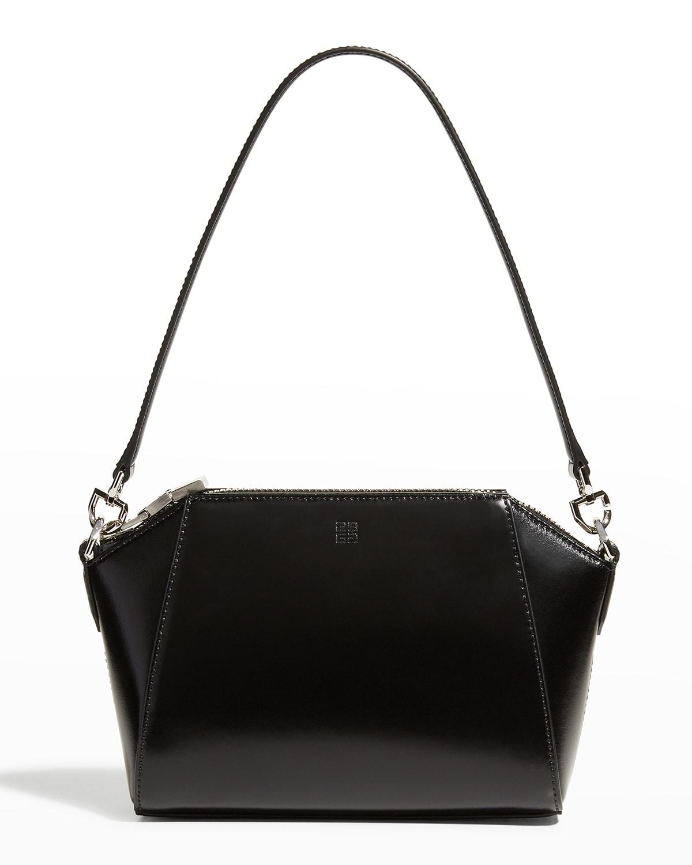 Antigona XS Box Leather Shoulder Bag