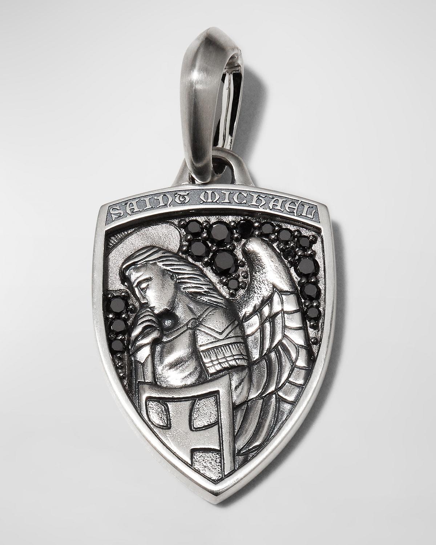 Men's St. Michael Amulet Enhancer
