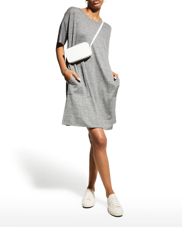 Organic Cotton-Hemp Melange Dress