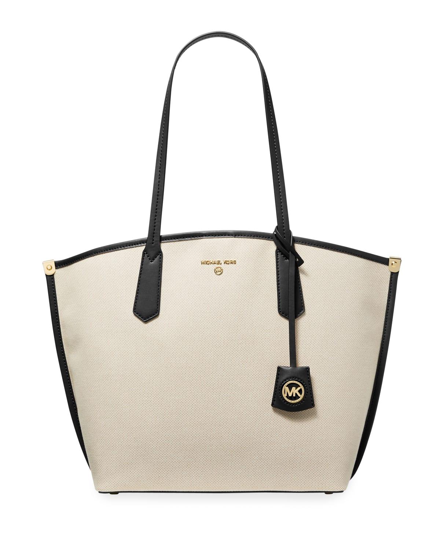 Jane Large Cotton Tote Bag