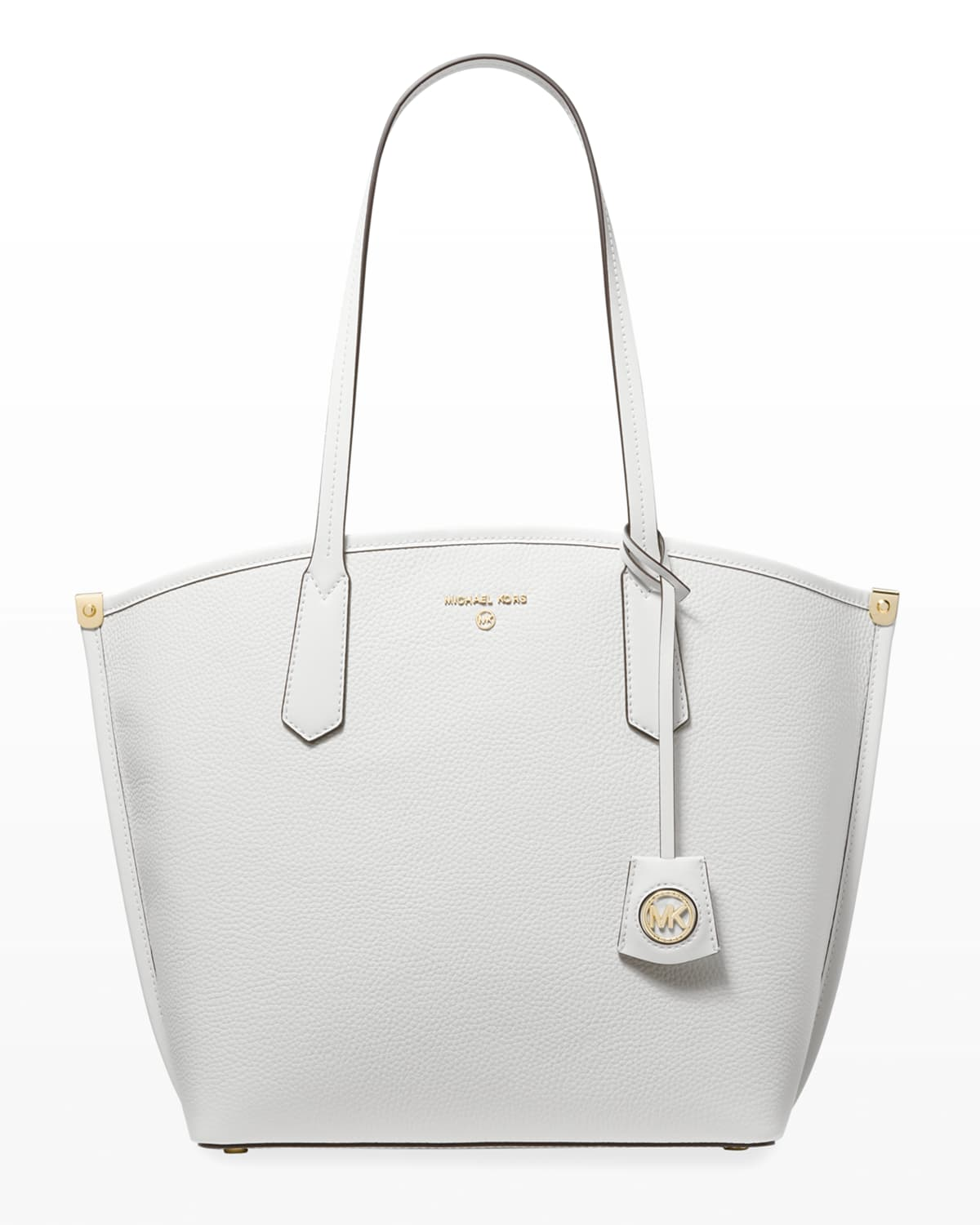 Jane Large Leather Tote Bag
