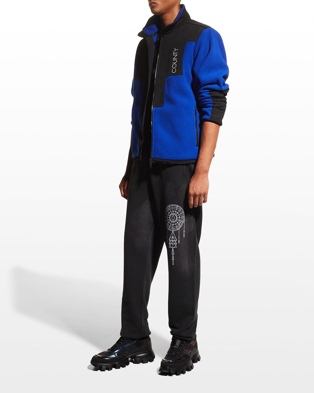 Men's County Stellar Fleece Jacket