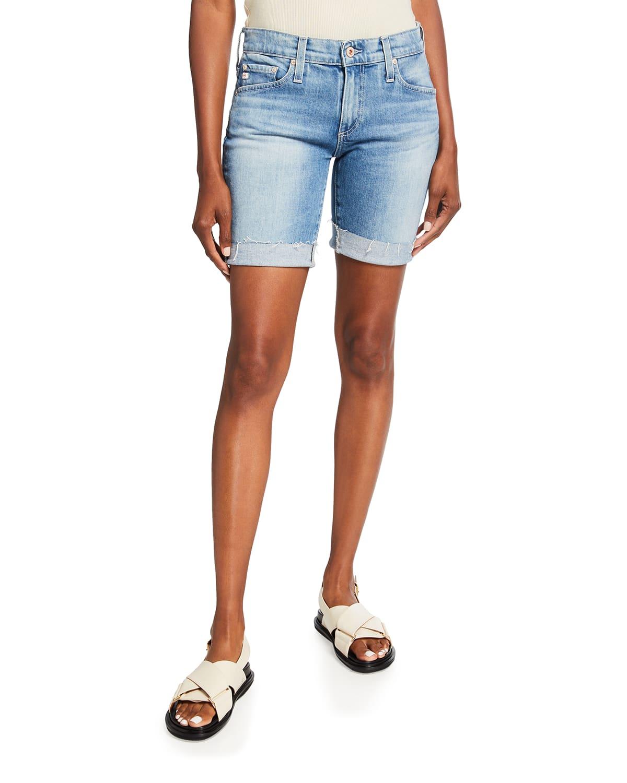 Nikki Cuffed Bermuda Shorts
