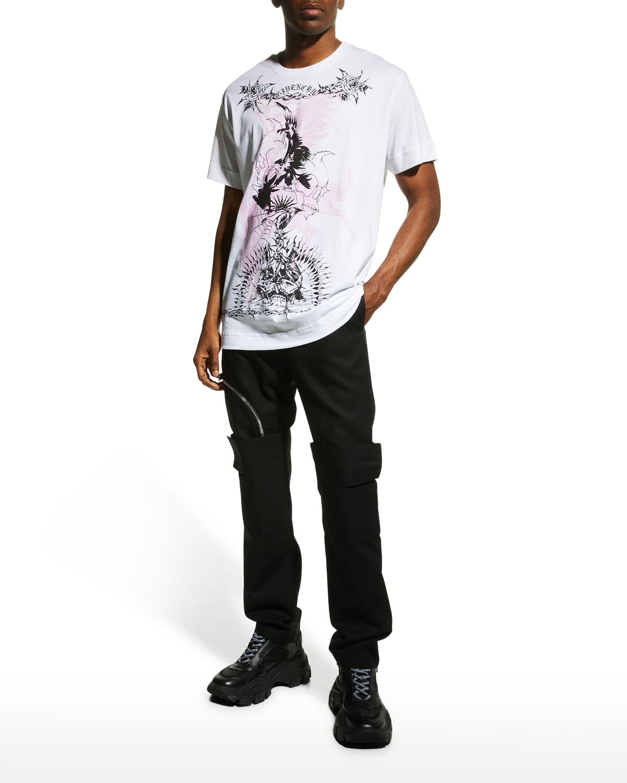 Men's Oversized Graphic T-Shirt