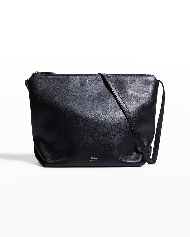 Frances Leather Crossbody Bag