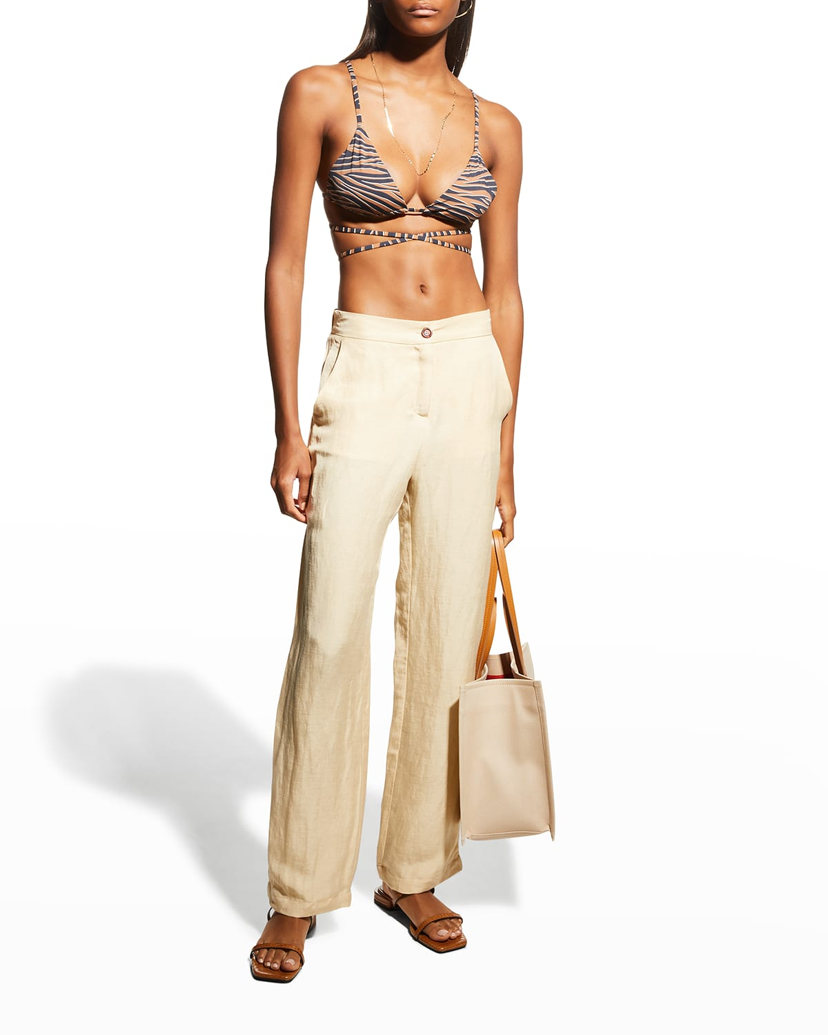 The Beach Trousers Cover-Up Pants