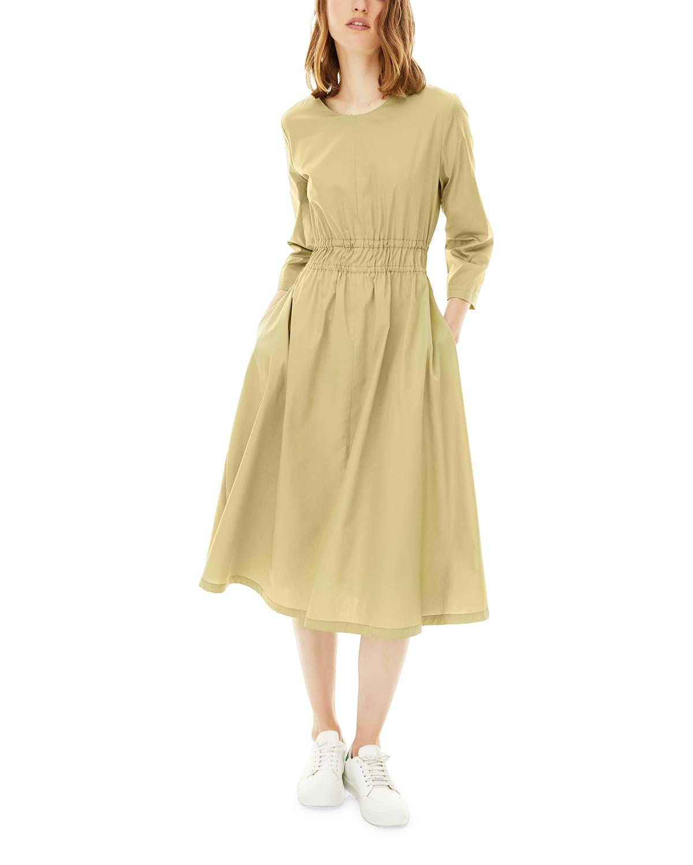 Alder Tie-Waist Dress