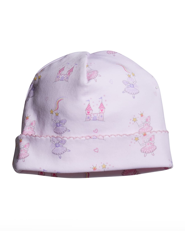 Fairytale Fun Picot-Trim Baby Hat