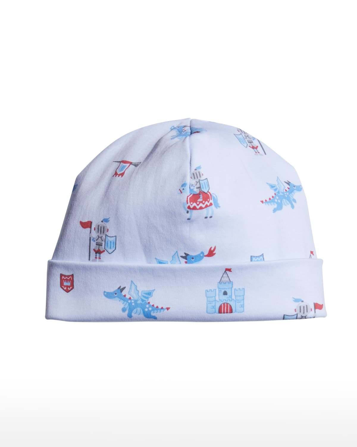Mighty Dragons Pima Cotton Baby Hat