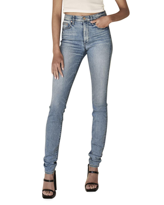 Langston High-Rise Skinny Jeans