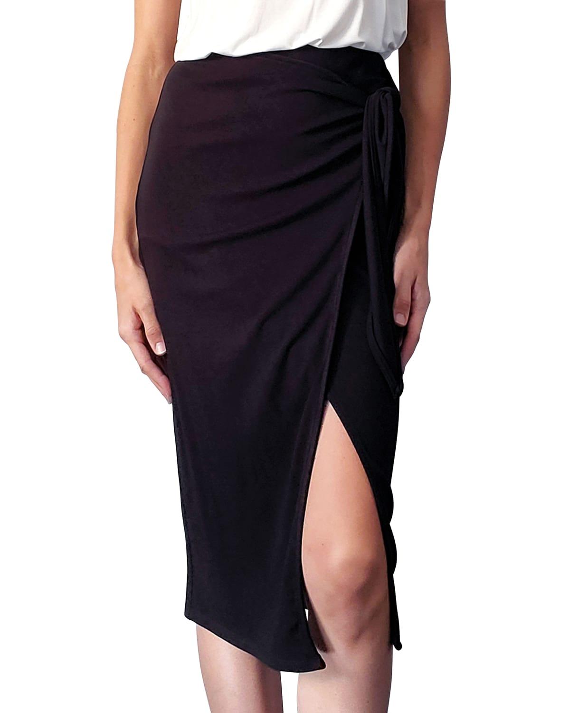 Kat Wrap Skirt