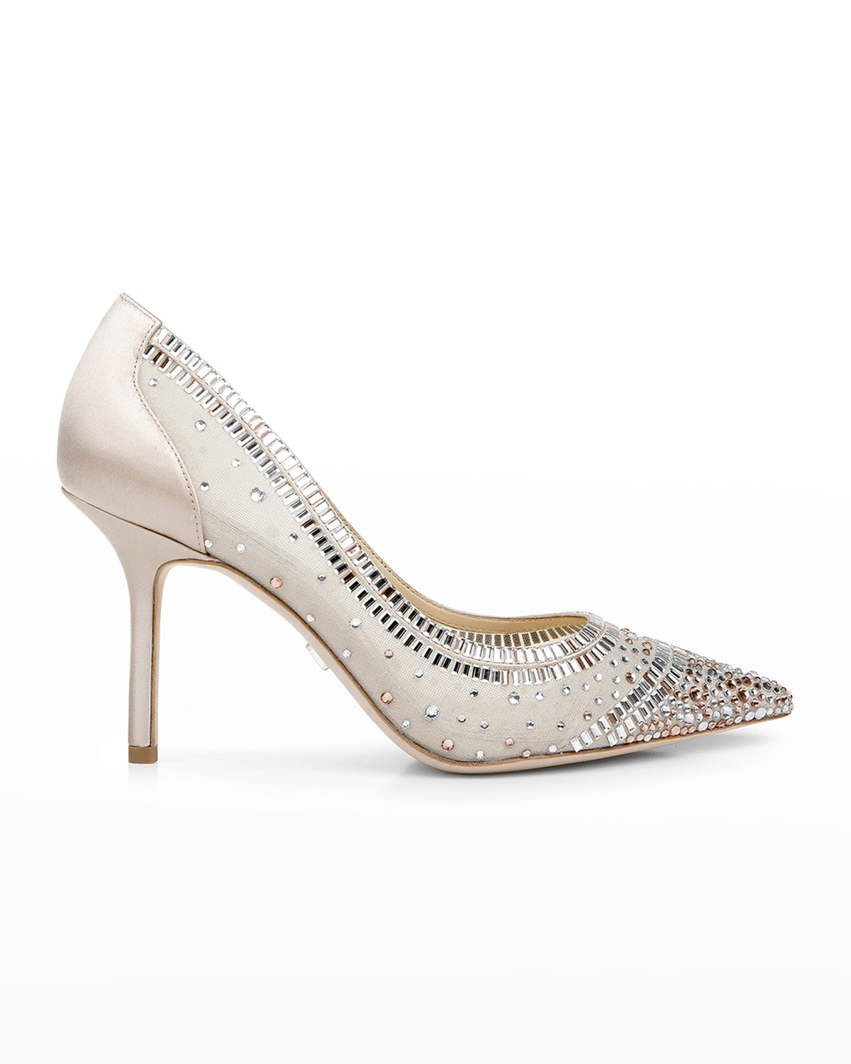 Bailey Beaded Cocktail Pumps