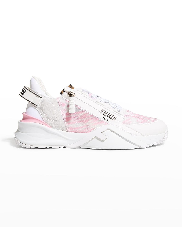 Flow FF Side-Zip Trainer Sneakers