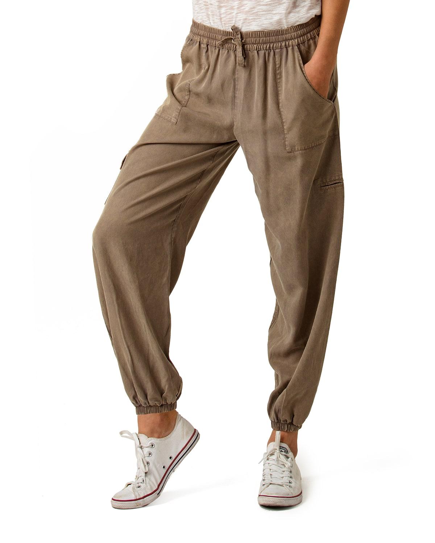 Serengeti Easy Cargo Jogger Pants