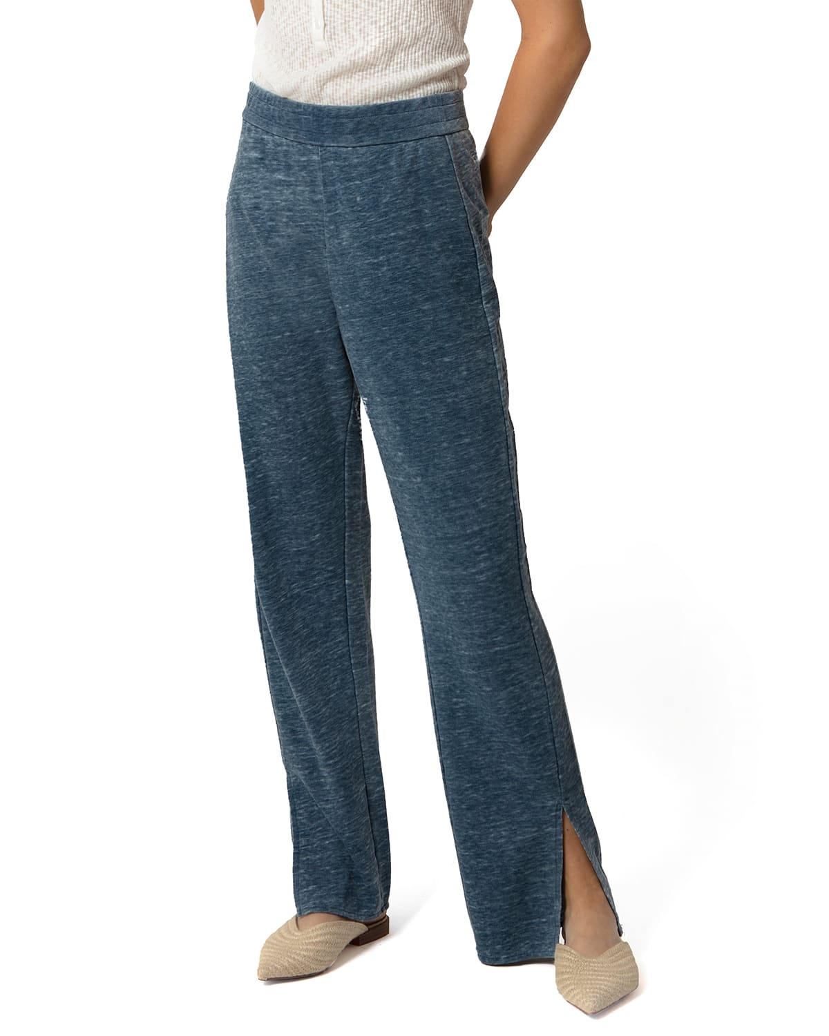 Shay Burnout French Terry Jogger Pants