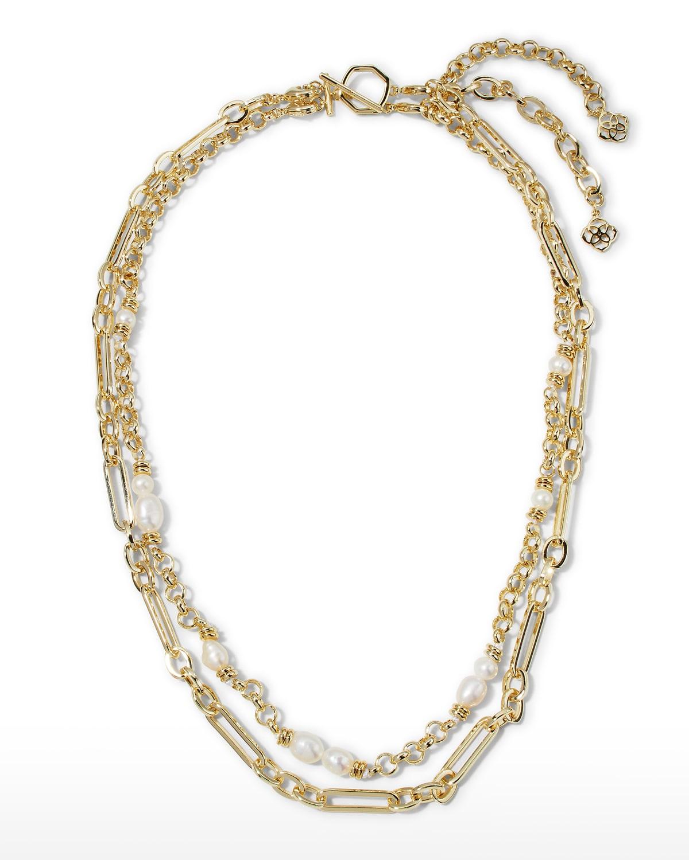 Mollie Multi-Strand Necklace