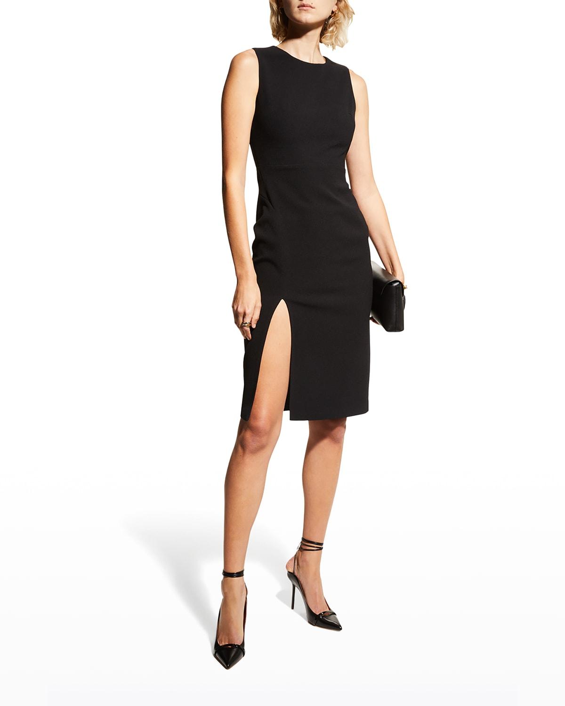 Maeve Cutout-Back Sheath Dress