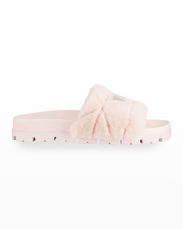 Fussbet Shearling Slide Slippers