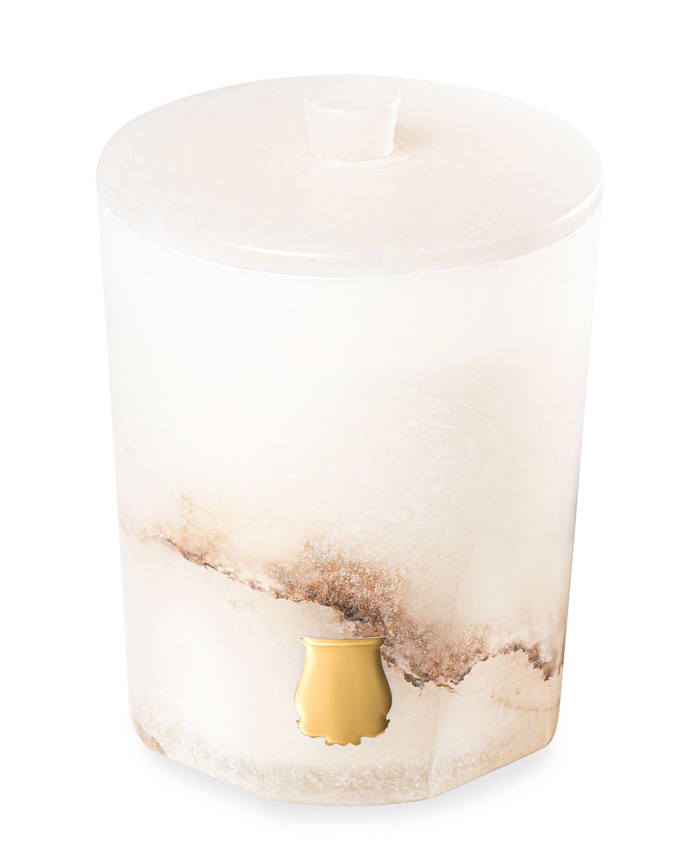 9.5 oz. Ernesto Alabaster Candle