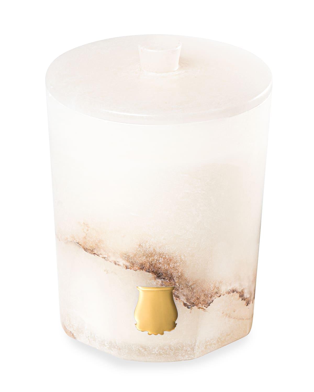 9.5 oz. Hemera Alabaster Candle