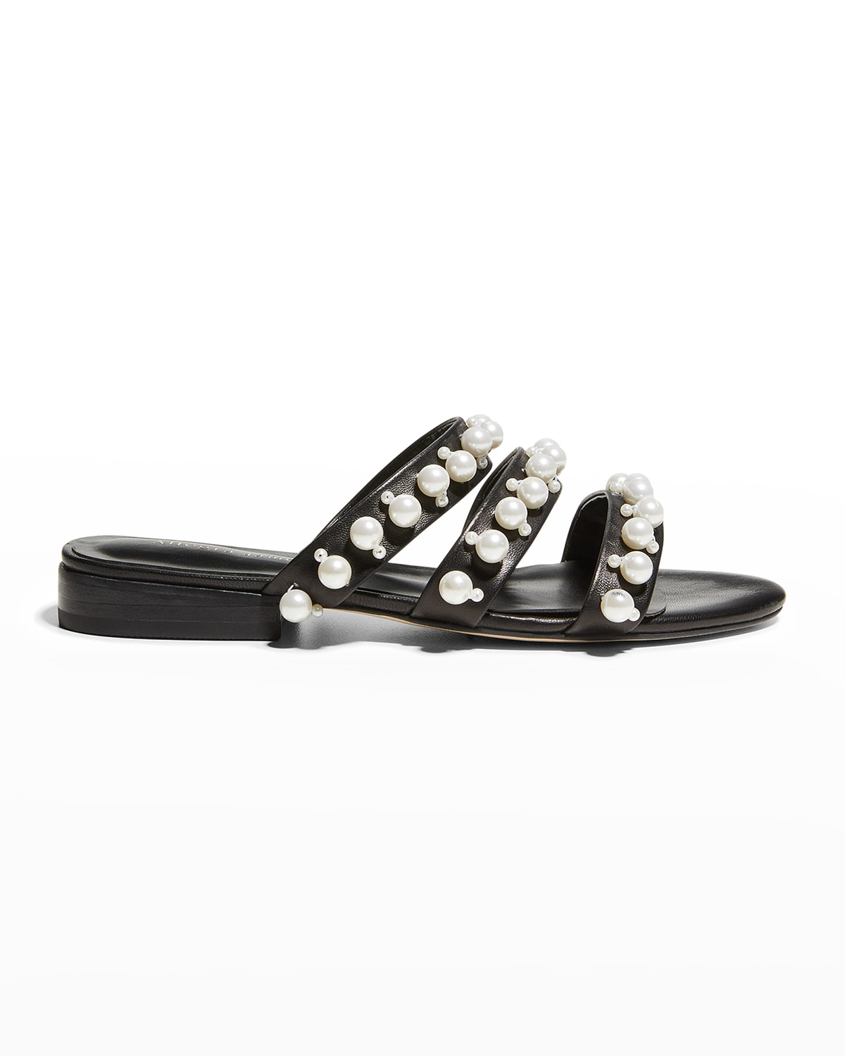 Crosby Pearly Caged Flat Sandals