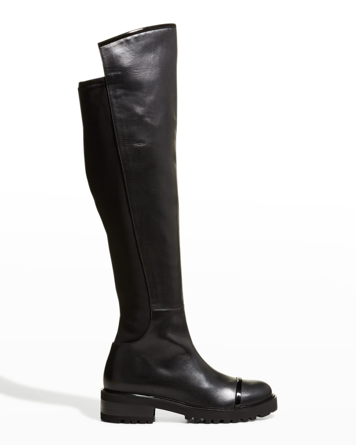 Bea 2 Stretch Leather Riding Boots