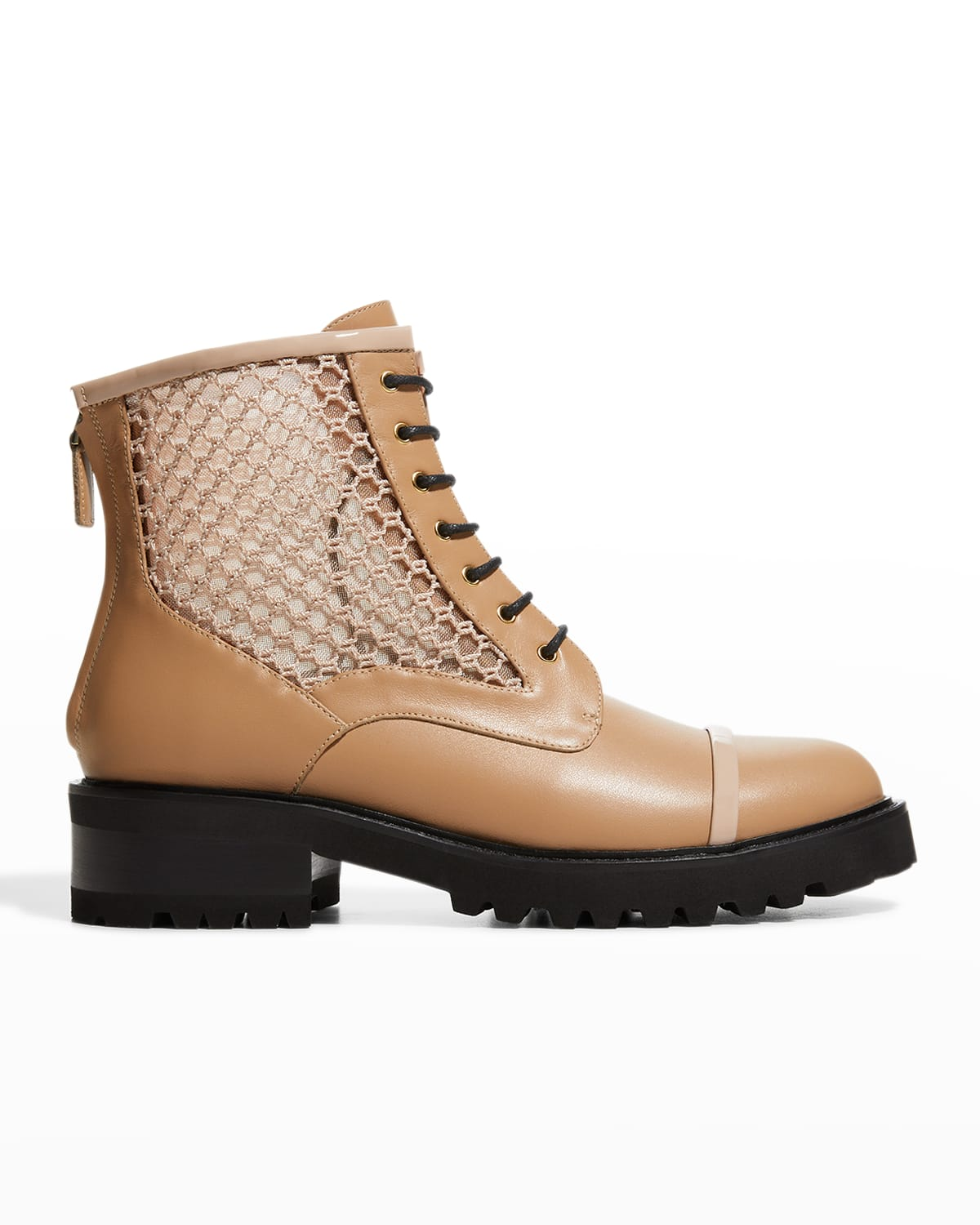 Bryce 11 Lace-Up Booties