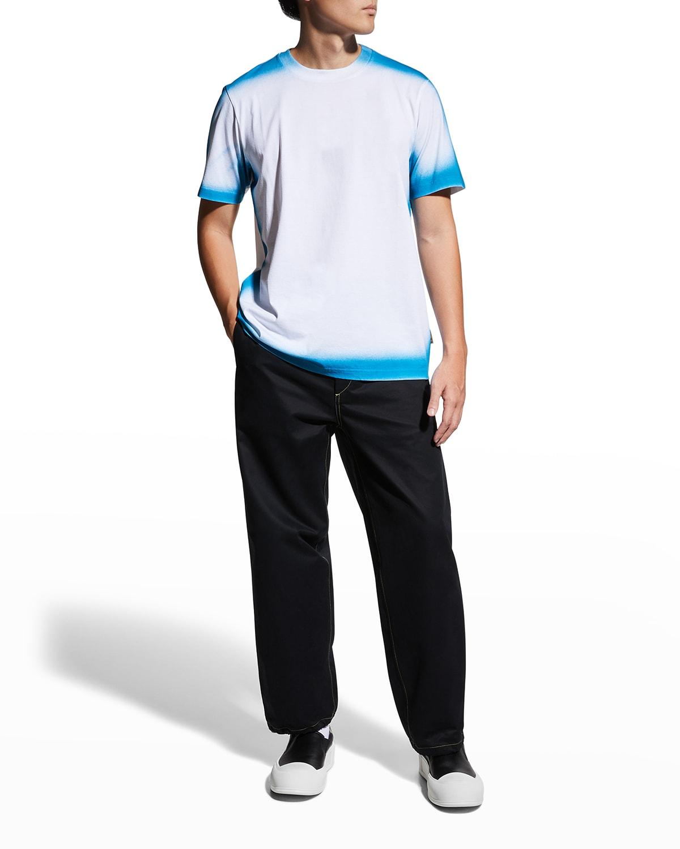 Men's Spray Paint T-Shirt