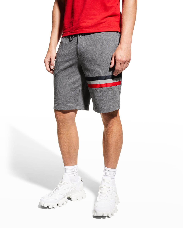 Men's Signature Stripe Sweat Shorts