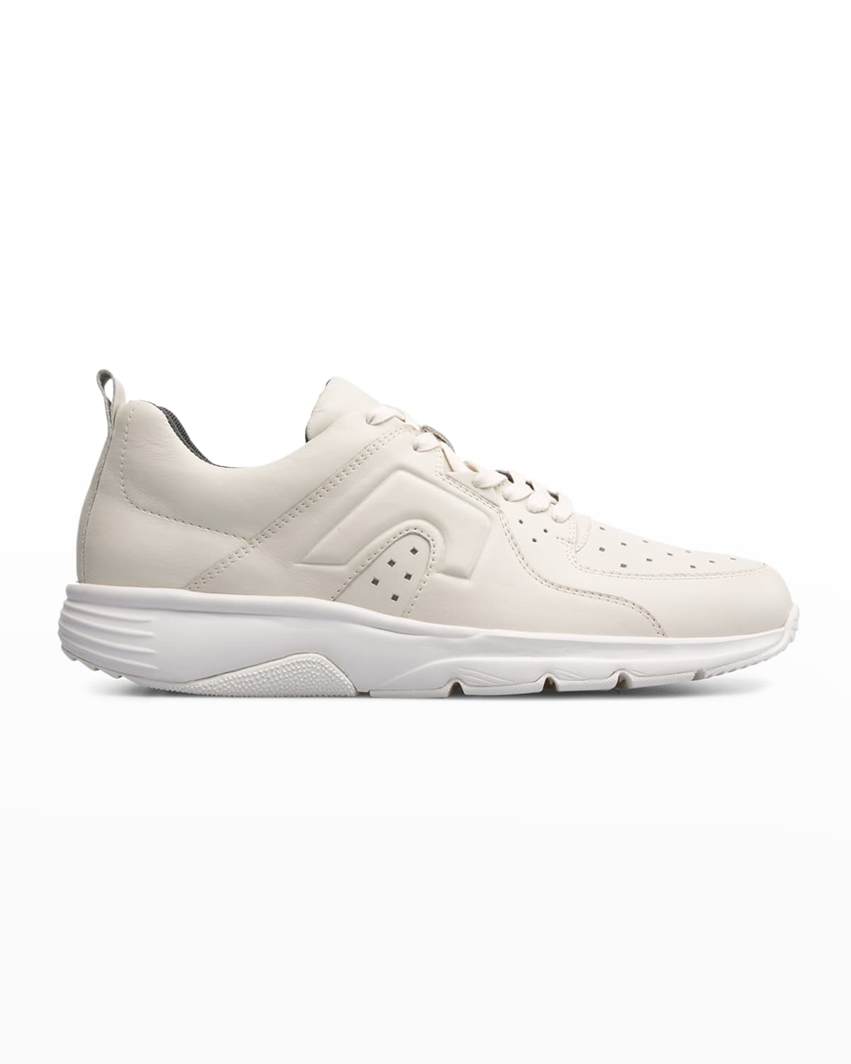 Men's Drift Leather Trainer Sneakers