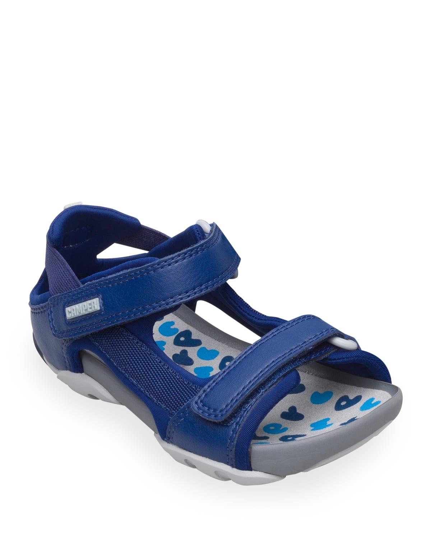 Kid's Ous Grip-Strap Sport Sandals