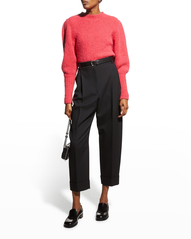 Mindy Bishop-Sleeve Sweater