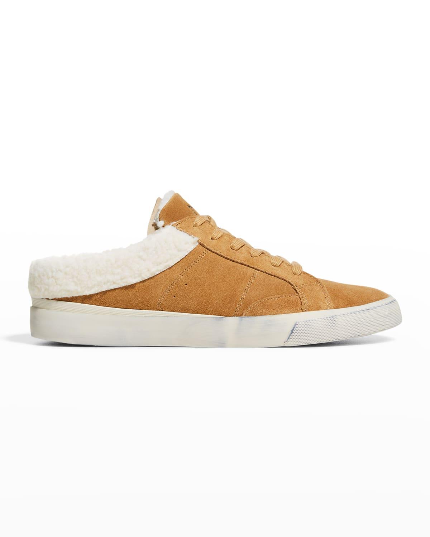 Miranda Suede Slide Sneakers