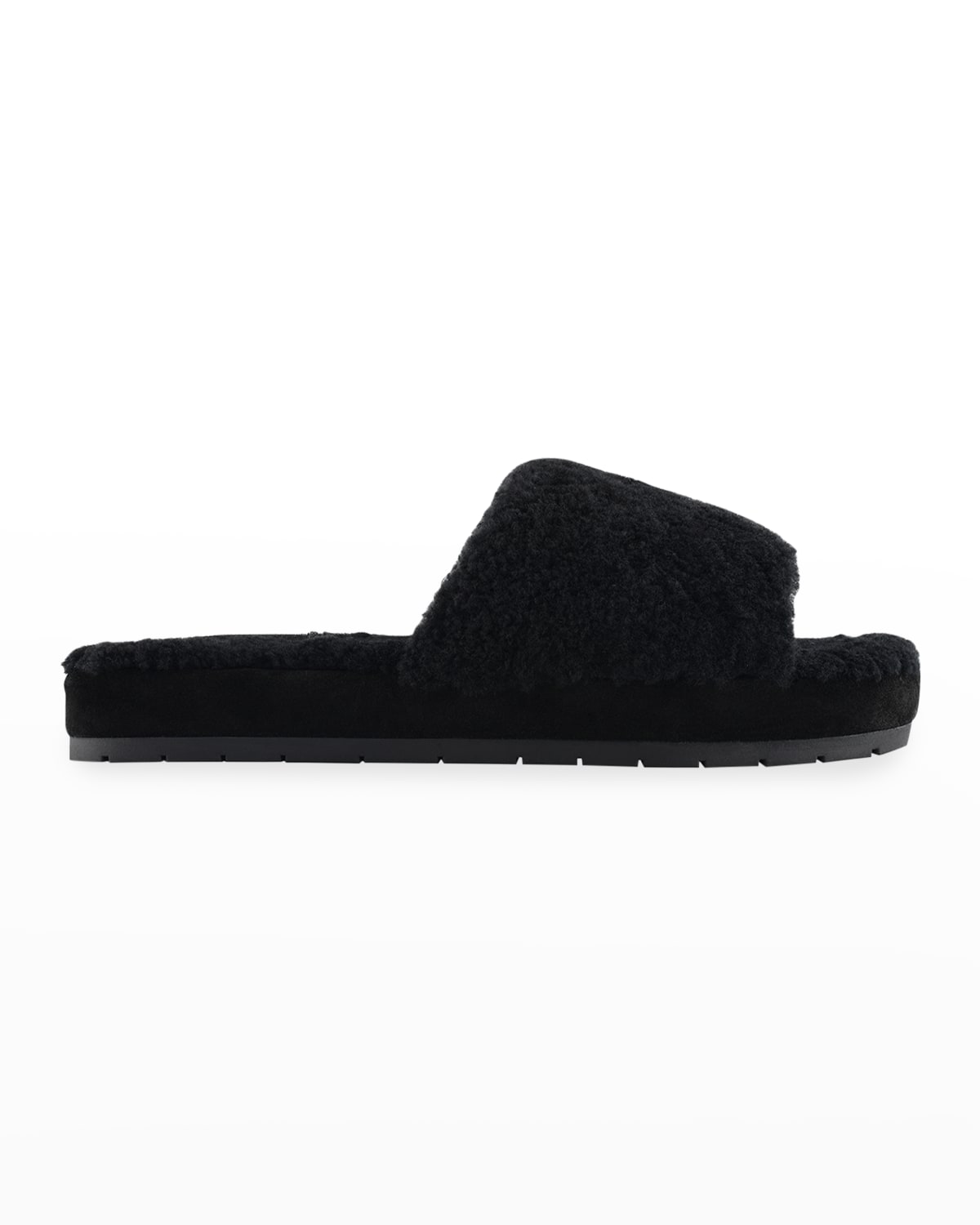 Felicy Shearling Slippers