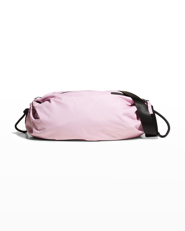 Recycled Fabric Crossbody Bag