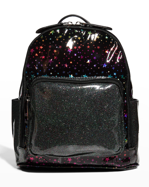 Kid's Metstar Glitter Backpack