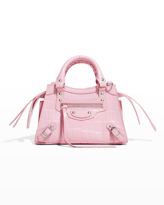Neo Classic City Mini Tonal Satchel Bag