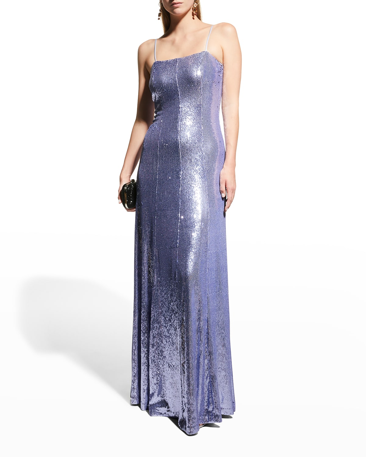 Charlotte Sequins Gown